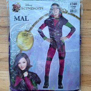 The Descendants Mal costume